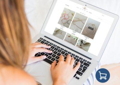 Création Site e-commerce La mode plus juste