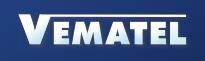 Logo Vematel matériel électrique - Adékoi communication Dordogne