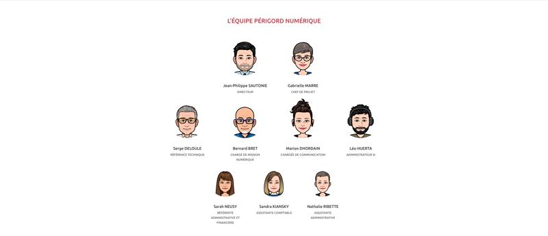 Création site internet sur-mesure Périgord Numérique - Adékoi communication Périgueux