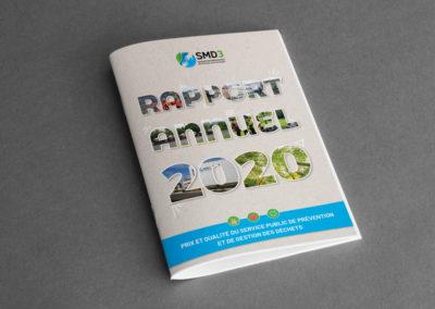 Création Rapport d'Activités 2020 SMD3